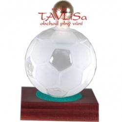 sklo Fotbalový míč 350ml