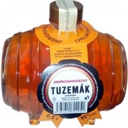 rum Tuzemák 40% 0,5l soudek Fruko Schulz