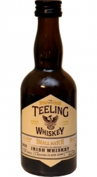 Whiskey Teeling Small Batch 46% 50ml miniatury