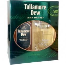 whisky Tullamore Dew 40% 0,7l 2-skleničky