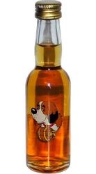 rum Tuzemák Bernardýn 37,5% 40ml Cáb miniatura