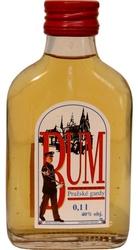 Rum Tuzemák Bum Pražské gardy 40% 0,1l malá placka
