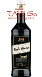 Fernet Black Widow 37,5% 1l Dynybyl
