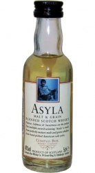 Whisky Asyla 40% 50ml Scotland