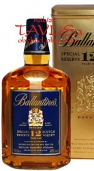 whisky Ballantines 17 Years 40% 0,7l