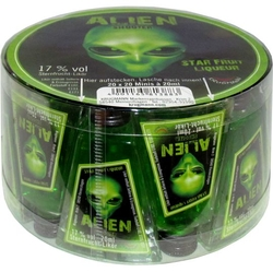 Alien Star Fruit 17% 20ml x20 Krugmann miniatura