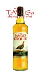 Whisky Famous Grouse 40% 0,7l Skotsko
