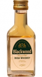 Whiskey Blackwood 40% 40ml v Sada Countries