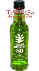 Absinth Green 80% 40ml Antonio Nadal miniatura