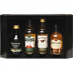 Sada Irish Whiskey Collection 50ml x 4ks miniatura