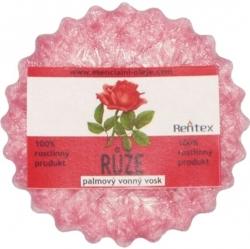 Vonný vosk růže 30g Palmový Rentex