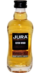 Whisky Jura Seven Wood 42% 50ml Collection 2