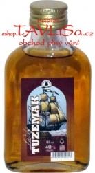 rum Tuzemák Lašský 40% 95ml malá placatice