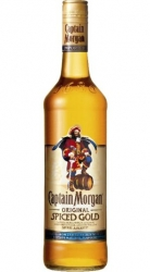Rum Captain Morgan Spiced Gold 35% 0,5l