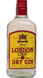 Gin Dry London Club 37,5% 0,7l Wilhelm Braun