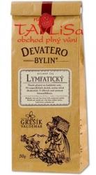 čaj Lymfatický 50g sypaný Grešík
