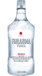 Vodka Finlandia Clear 40% 1,75l etik2