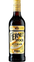 Fernet Stock citrus 30% 0,5l Božkov