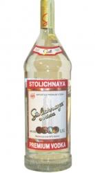 Vodka Stolichnaya Premium 40% 1,5l Velká láhev