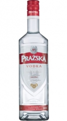 Vodka clear Pražská 37,5% 0,5l