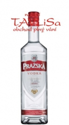 Vodka clear Pražská 40% 0,7l