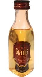 whisky Grants 43% 50ml obr2 miniatura