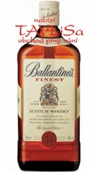 Whisky Ballantines Finest 40% 0,7l