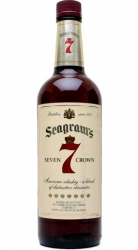 Whisky Seven 7 crown 40% 0,75l