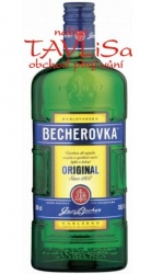 Becherovka 38% 0,5l Jan Becher