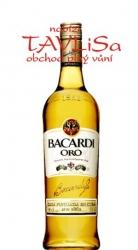 Rum Bacardi Gold Oro 37,5% 0,7l