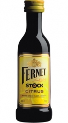 fernet Stock citrus 30% 50ml miniatura