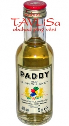 Whisky Paddy 40% 50ml Irsko miniatura