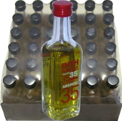 Absinth 35 Thujon 35mg/kg 70% 50ml x36 miniatura
