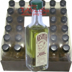 Absinth King of spirits 70% 50ml x36 special drink