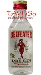 Gin Beefeater Dry 47% 50ml obr2 miniatura