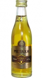 Metaxa 5* 30% 50ml Honey miniatura
