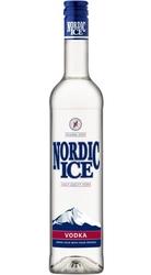 vodka Nordic Ice 37,5% 0,5l Dynybyl
