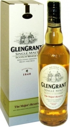 Whisky Glen Grant Single Malt 40% 0,7l Scotch