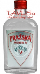 Vodka clear Pražská 40% 0,2l