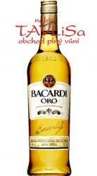 Rum Bacardi Gold Oro 40% 1l
