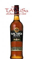 Rum Bacardi Black 37,5% 0,7l
