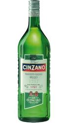 vermut Cinzano Extra Dry 18% 1l