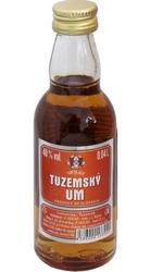 Rum Tuzemský UM Nicolaus 40% 40ml miniatura