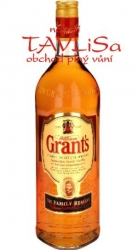 whisky Grants 40% 1l