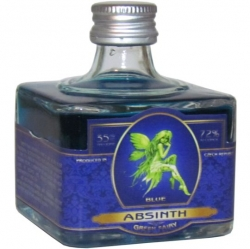 Absinth Sada Fairy Blue 72% 40ml miniatura