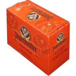 Jagermeister 35% 1l x6 Germany
