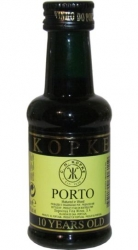 Porto Kopke box 10 Years Old 20% 50ml miniatura