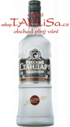 vodka Russian Standard Original 40% 1,75l