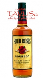 whisky bourbon Four Roses 40% 0,7l