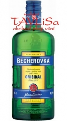 Becherovka 38% 0,35l Jan Becher
